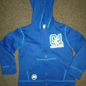 disney baby monsters inc hoodie 24 months